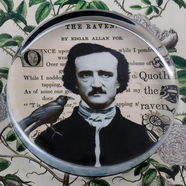 edgar allen poes the raven essay