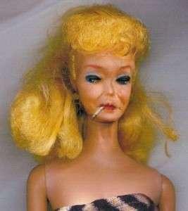 Barmaid Barbie