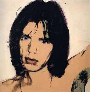 Warhol Jagger