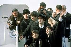 Beatles JFK, '64