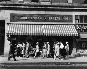 FW Woolworths