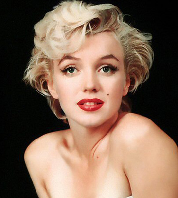 how to style your hair like marilyn in 2014 we finally got wavy hair observer 3570