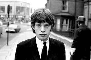 Jagger,young
