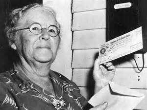 Ida May Fuller