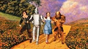 Wizard of Oz scene